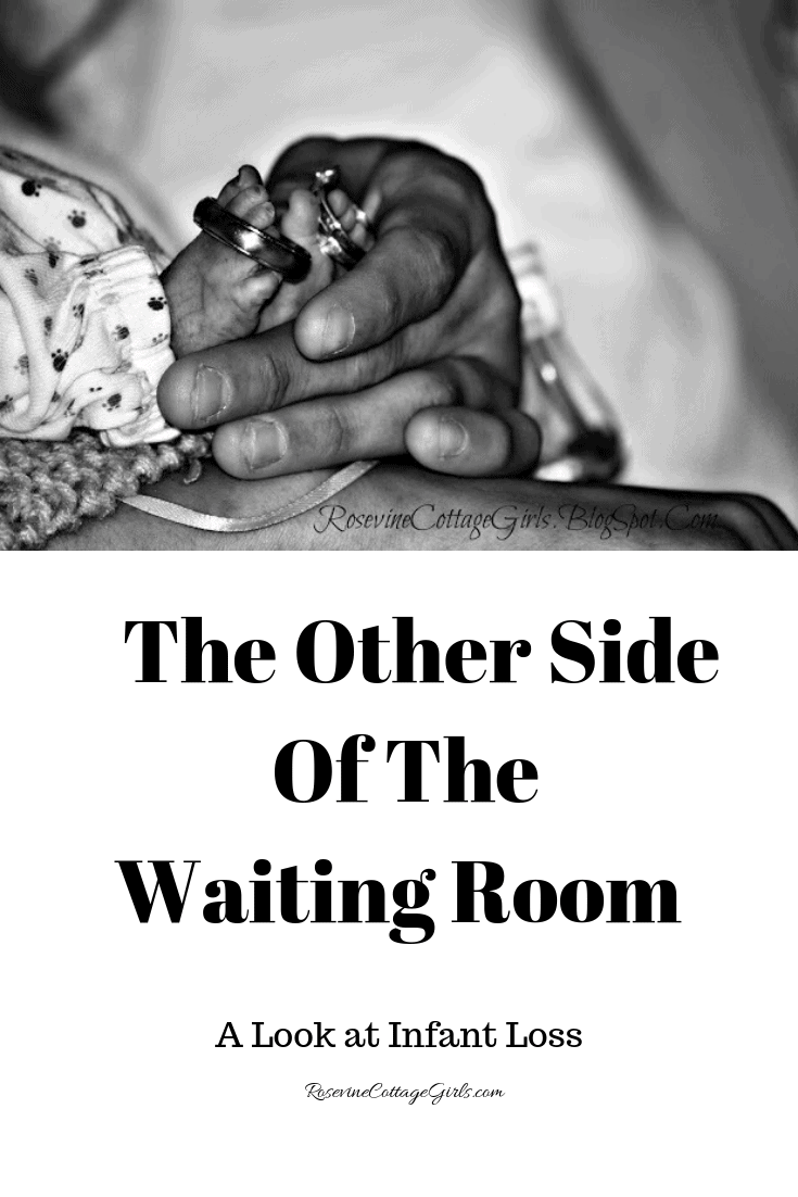 The other side of the waiting room, infant loss, Trisomy 13, Birth defects, {c) Rosevine Cottage Girls