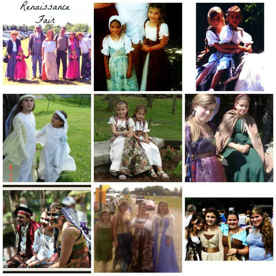 Tennessee Renaissance festival | Our trips over the years to the faire.