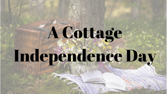 Cottage Independence Day by Rosevine Cottage Girls