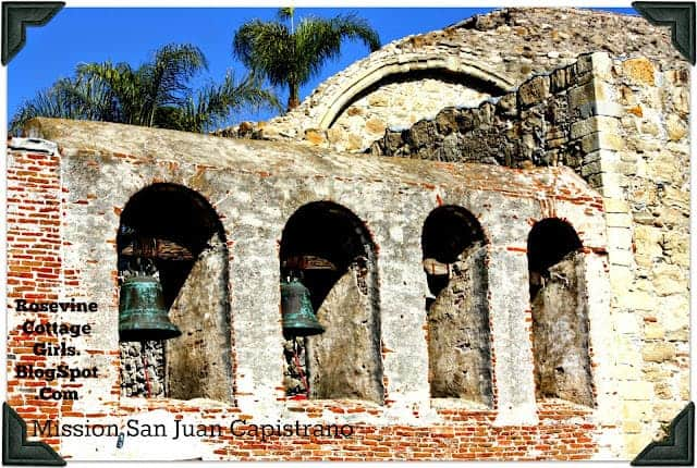 San Juan Capistrano | photo of the mission at San Juan Capistrano