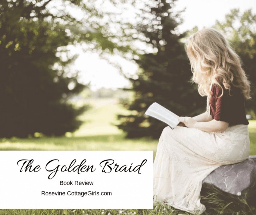 The Golden Braid Book Review, The Golden Braid, Rapunzel Book Revies