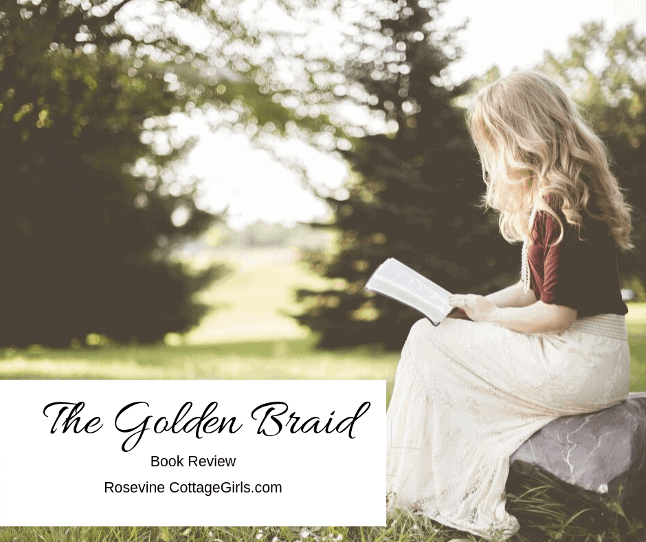 The Golden Braid Book Review, The Golden Braid, Rapunzel Book Revies