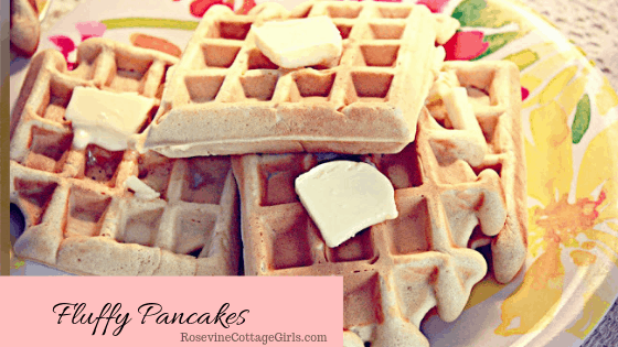 Waffles, homemade waffles, organic waffles delicious homemade waffles, by Rosevine Cottage Girls