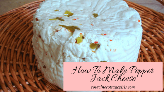 how to make pepper jack cheese at home