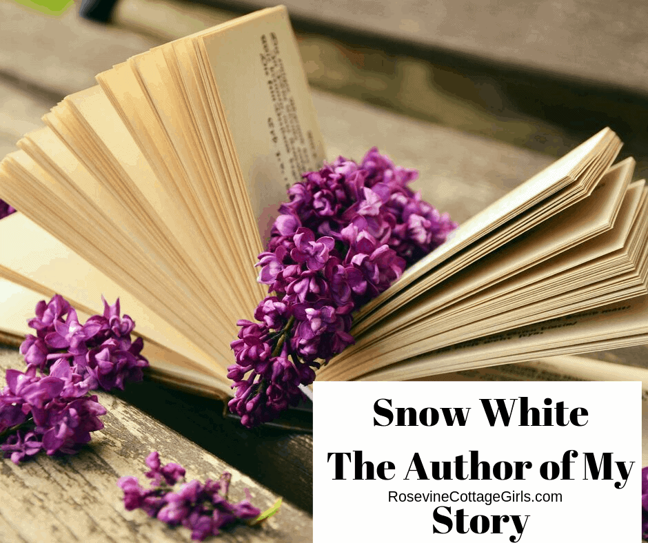 Snow White Story, Snow White Devotional, The Author Of My Story