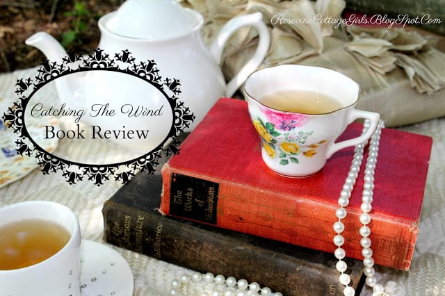 Catching the wind book review by rosevine cottage girls