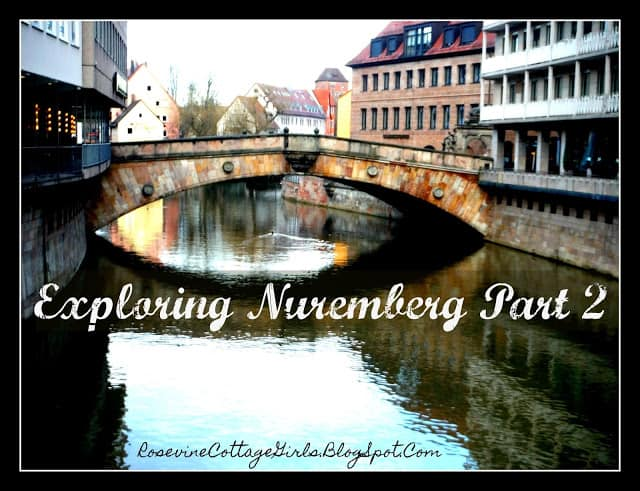 Neuemberg Germany, Nazi's in Nuremberg, Nuremberg in WWII, by Rosevine Cottage Girls