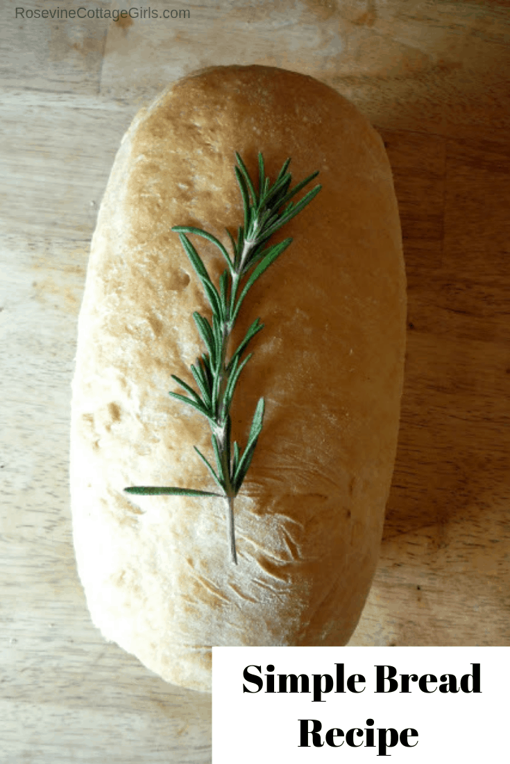 Simple Bread Recipe, Easy Bread Recipe, Delicious Bread Recipe, Slicing Bread Recipe, Sandwich Bread Recipe, Sandwich Loaf, Sandwich Loaf Recipe, Soft Bread Recipe, Organic Bread Recipe by Rosevine Cottage Girls