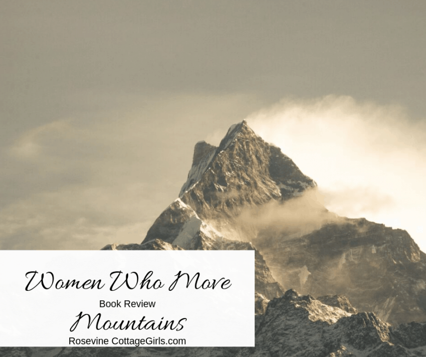 Women who move mountains book review