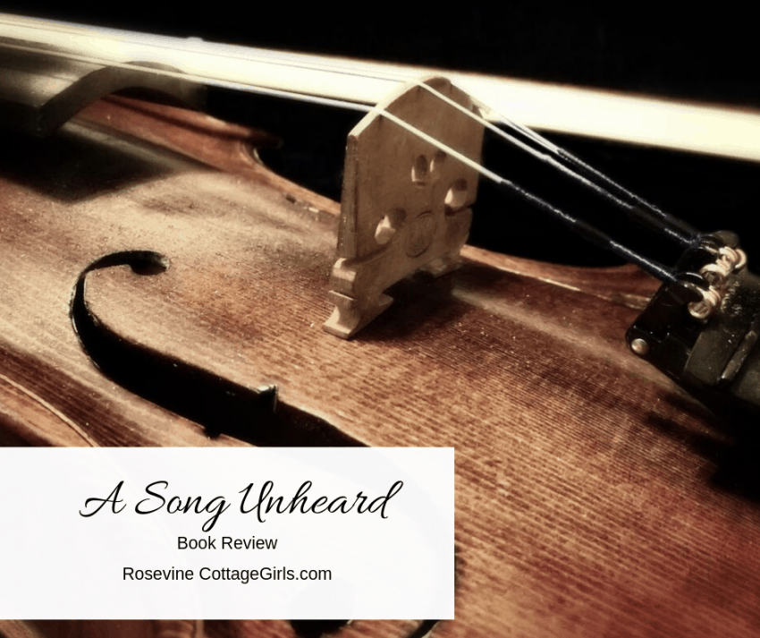 A Song Unheard book review