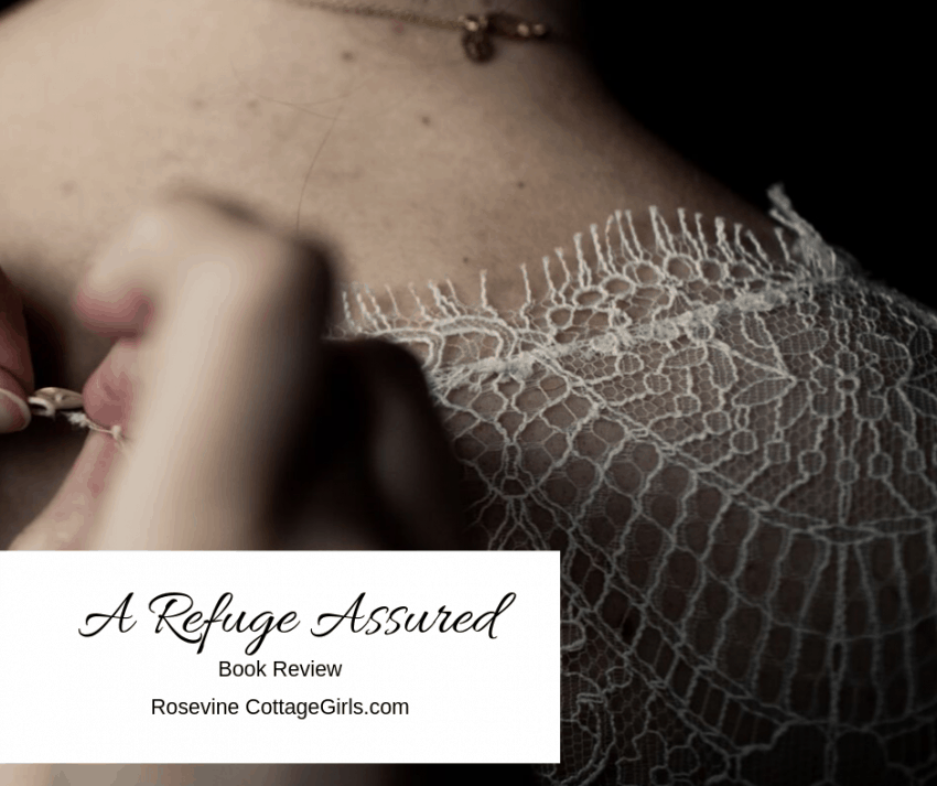 a refuge assured book review by rosevine cottage girls