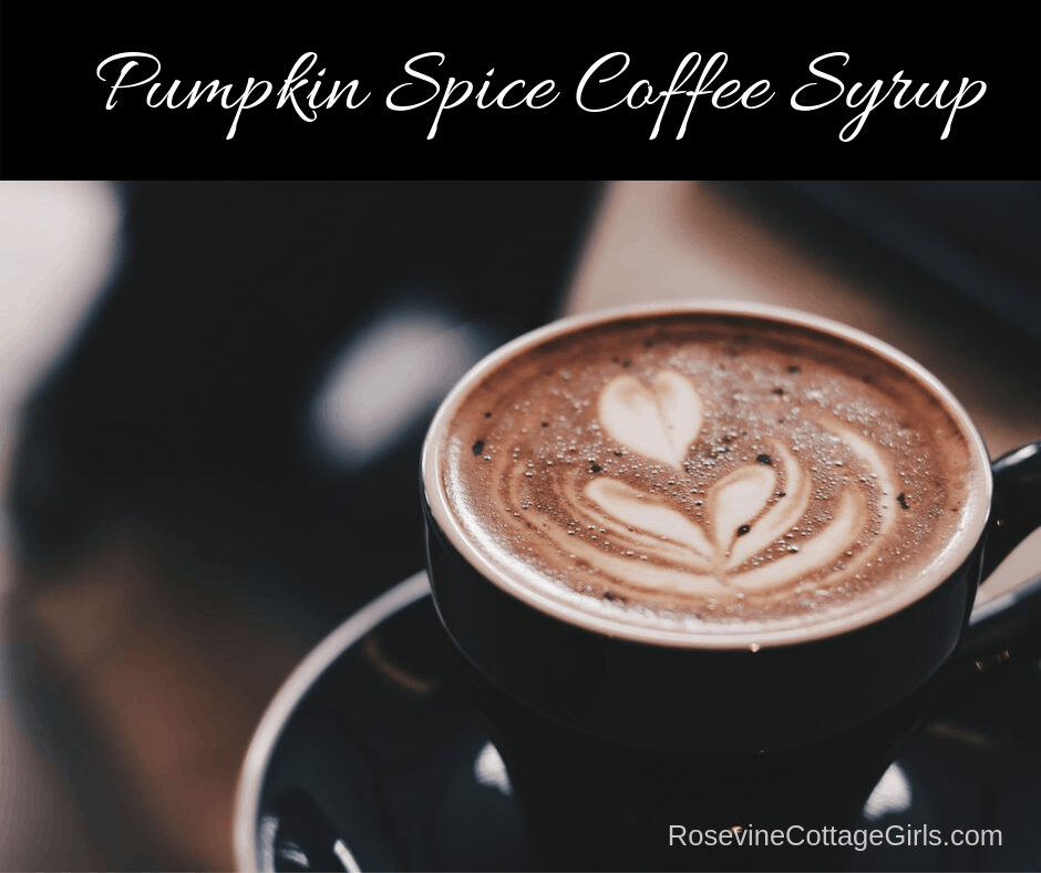 coffee cup with coffee and pumpkin spice coffee syrup in it |Pumpkin spice coffee syrup, Latte coffee syrup, Fall pumpkin syrup