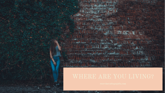 where are you living