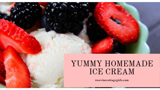 How To Make Amazing Vanilla Homemade Ice Cream At Home