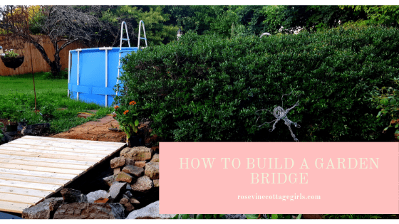 how to build a bridge over a pond