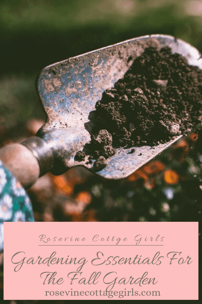 A easy guide to must-have gardening essentials for the fall gardener