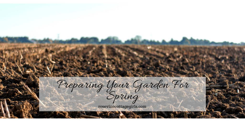 How to prepare your garden for spring - soil preparations, garden planning, and so much more