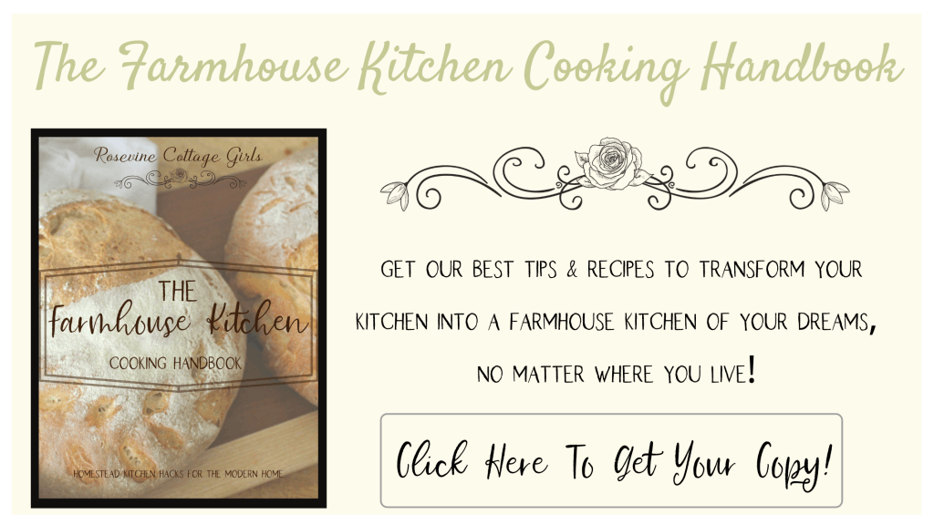 Farmhouse Kitchen Cooking