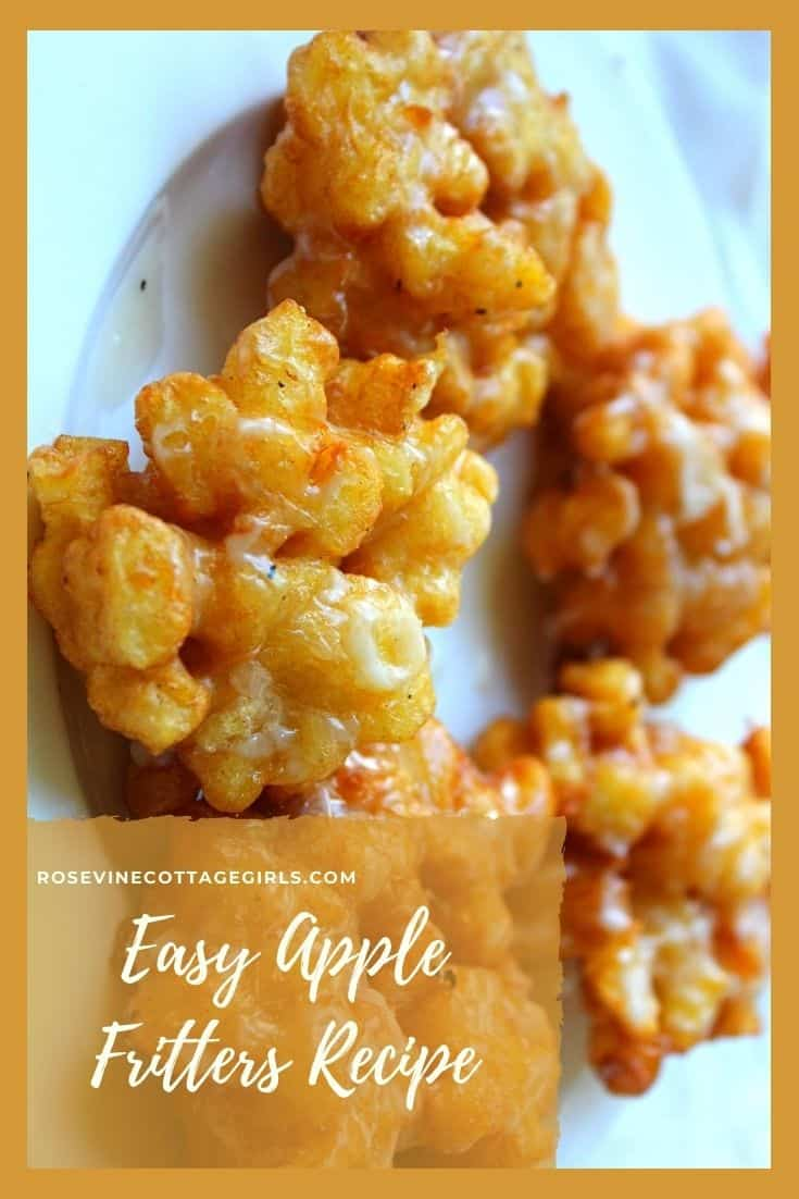 The #1 Best Homemade Apple Fritters Recipe