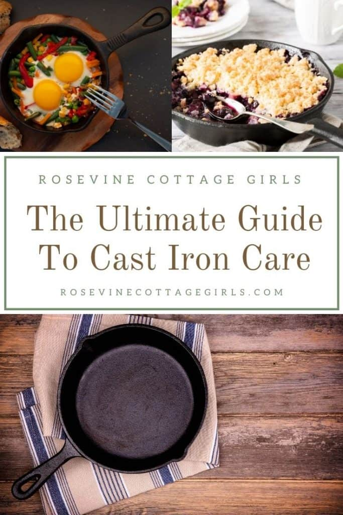 Cast iron pans | Cast iron can be a cook's best friend, but just like any good tool, they require some maintenance. Do you know what to do to care for them? Learn everything you need to know about cast iron care and maintenance in this article.