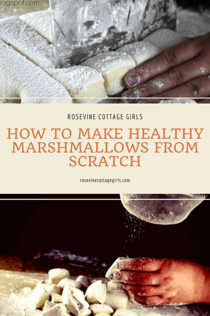 Making marshmallows | How To Make Healthy Marshmallows From Scratch