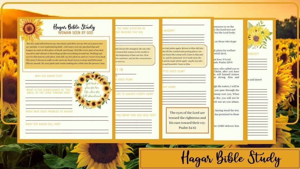 Hagar bible study